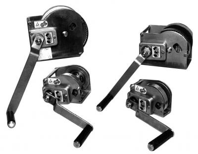 Trailer winch with brake Goliath - Winches - Trailer winches